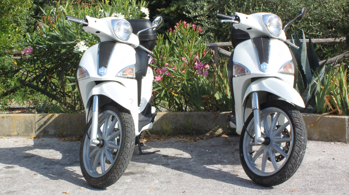 scooters 125cc 4t